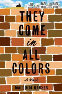 they come in all colors by malcolm hansen cover