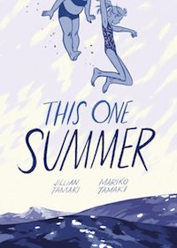 Cover of This One Summer in 50 Must-Read Canadian Children's and YA Books | BookRiot.com