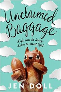 Unclaimed Baggage by Jen Doll book cover