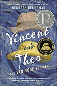 vincent and theo book cover