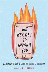 we regret to inform you book cover