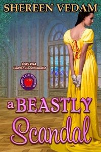 A Beastly Scandal Book Cover