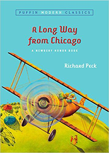 a long way from chicago by richard peck cover