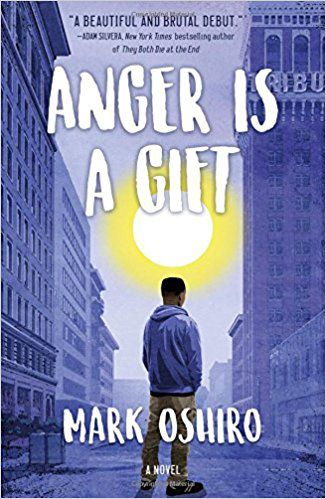 anger is a gift by mark oshiro interview