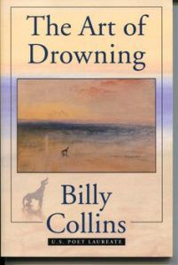 The Art of Drowning by Billy Collins cover