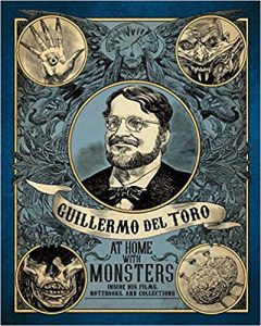at home with monsters cover guillermo del toro