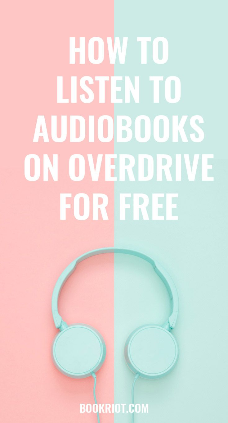 Want to get FREE audiobooks? Here's a step-by-step tutorial + FAQs on how to listen to free audiobooks on Overdrive through your local library! | Overdrive Library | Overdrive Audiobooks | #Reading #Books #BookAddict