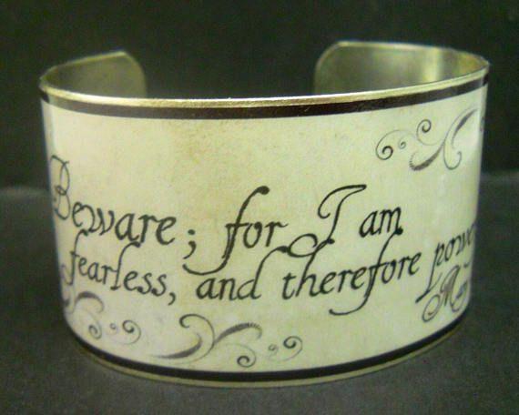 Frankenstein bracelet