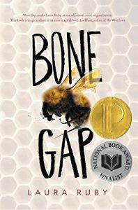 bone gap by laura ruby book cover
