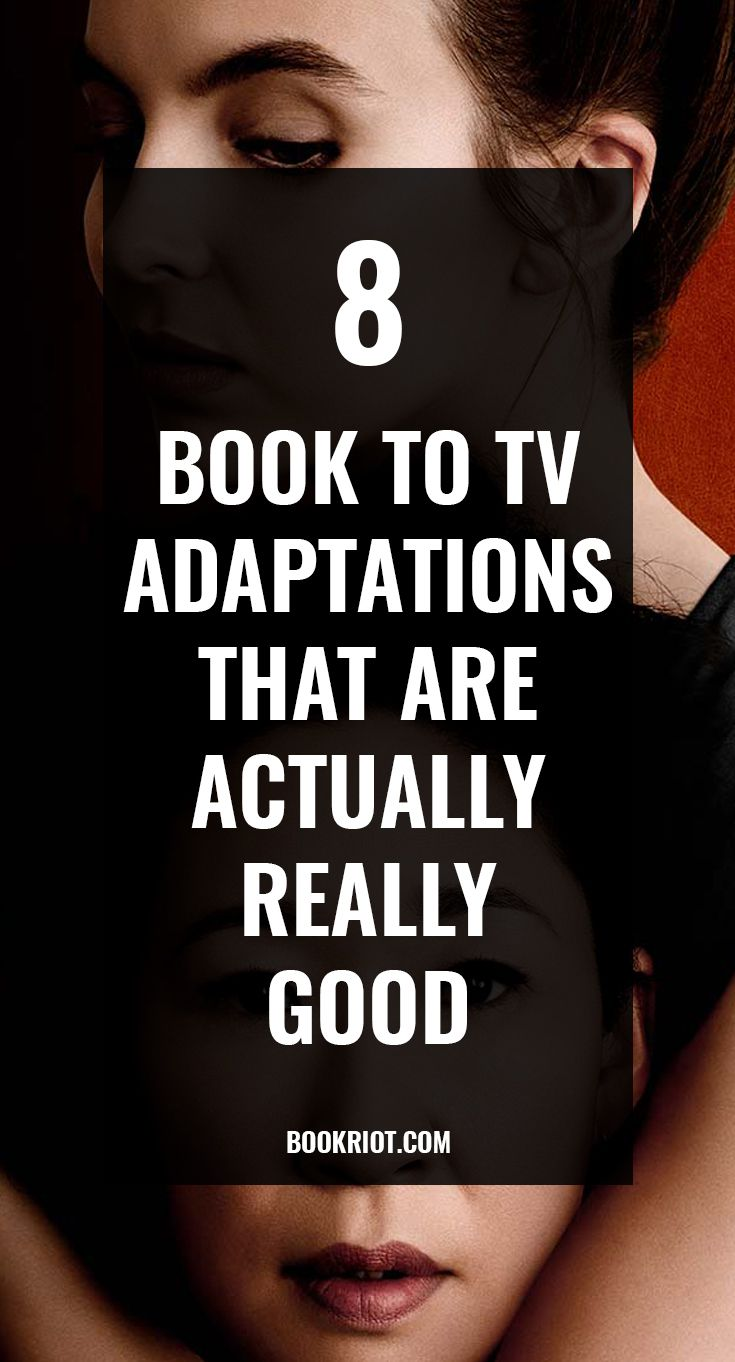Looking for something to binge-watch this weekend? These book to TV adaptations will keep you up all night… | Book Adaptations 2018 | TV Shows to Watch | Best TV Shows | #TV