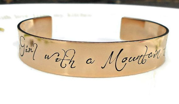 The Book Thief bracelet