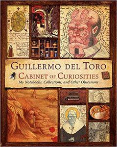 cabinet of curiosities cover guillermo del toro