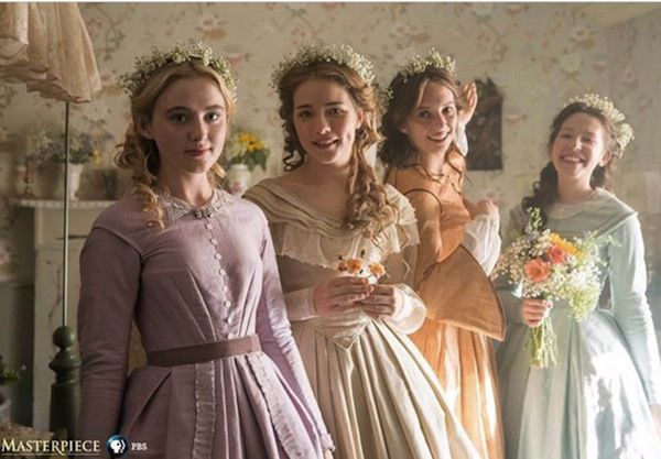 Photo of the Little Women cast in In Defense of Amy March | BookRiot.com