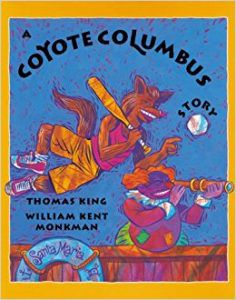 a coyote columbus story by thomas king