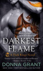 Darkest Flame by Donna Grant cover