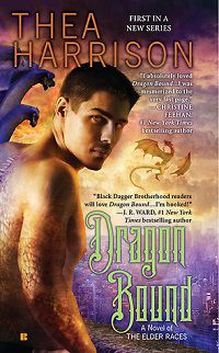 Dragon Bound by Thea Harrison cover