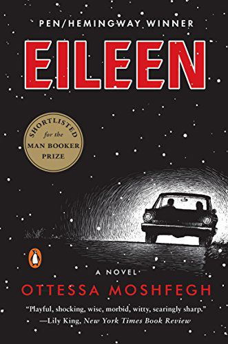 eileen by Ottessa Moshfegh book cover