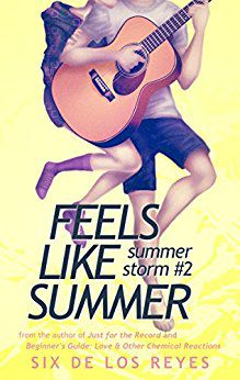 feels like summer by six de los reyes cover