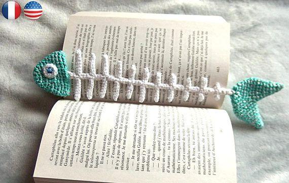 fishbones book mark