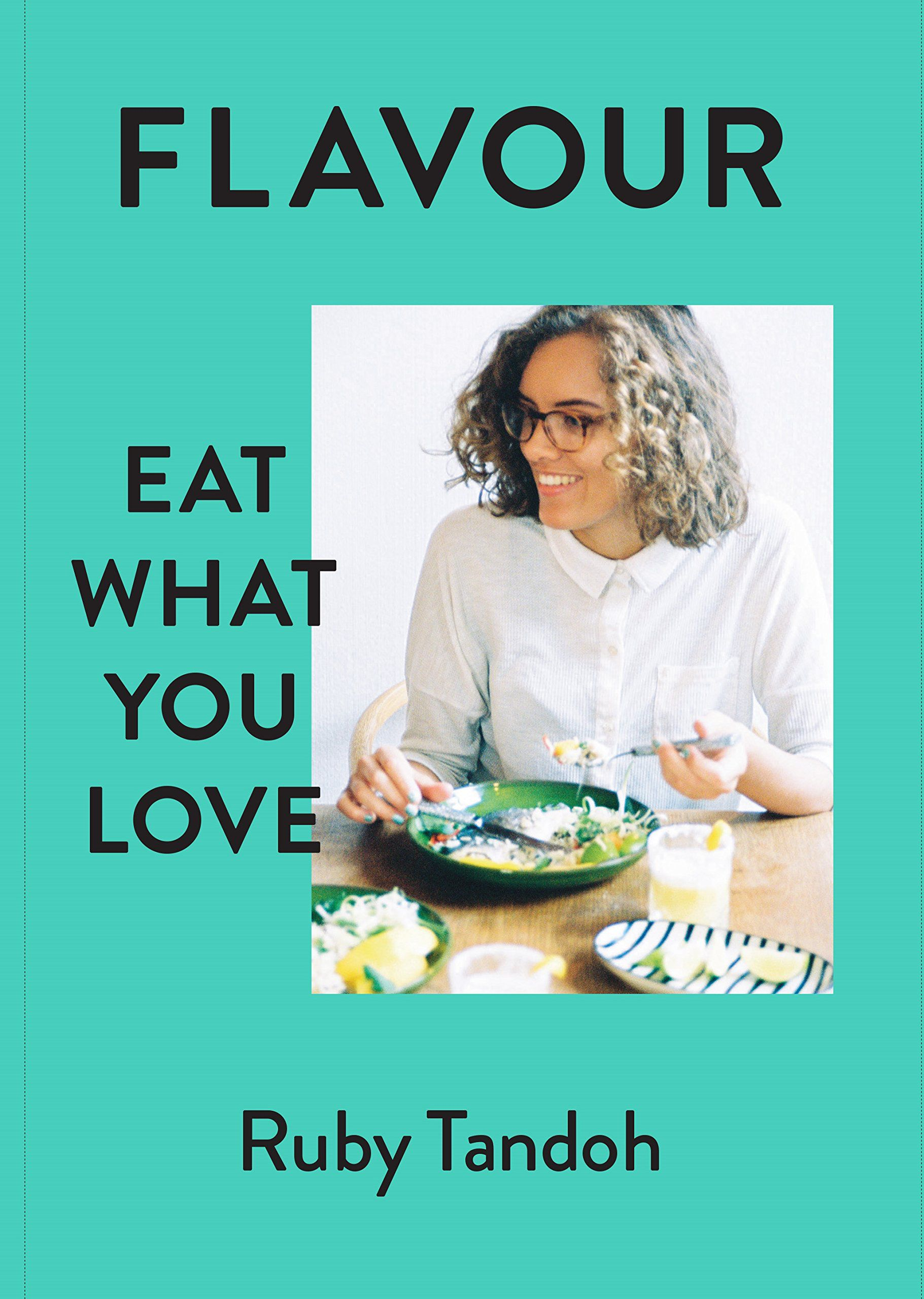 Flavour by Ruby Tandoh book cover