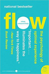Flow by Mihaly Csikszentmihalyi in Books About Finding Yourself | BookRiot.com