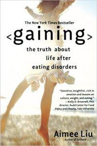 Gaining by Aimee Liu cover