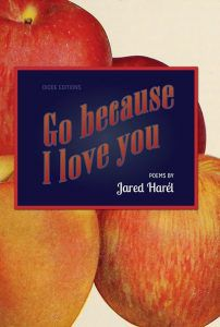 Book Cover for Go Because I Love You by Jared Harel