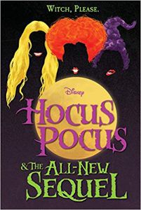 hocus pocus and the all-new sequel book cover