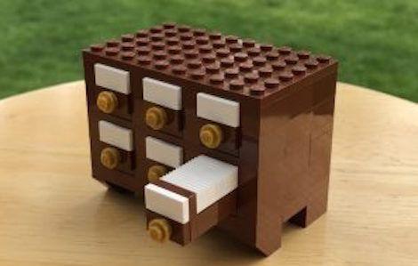Awesome LEGO library set worth backing on Kickstarter
