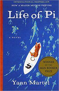 life of pi book cover yann martel