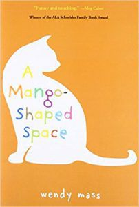 A Mango-Shaped Space by Wendy Mass | 50 Must-Read Books About Neurodiversity | BookRiot.com