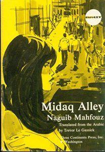 midaq alley book cover naguib mahfouz
