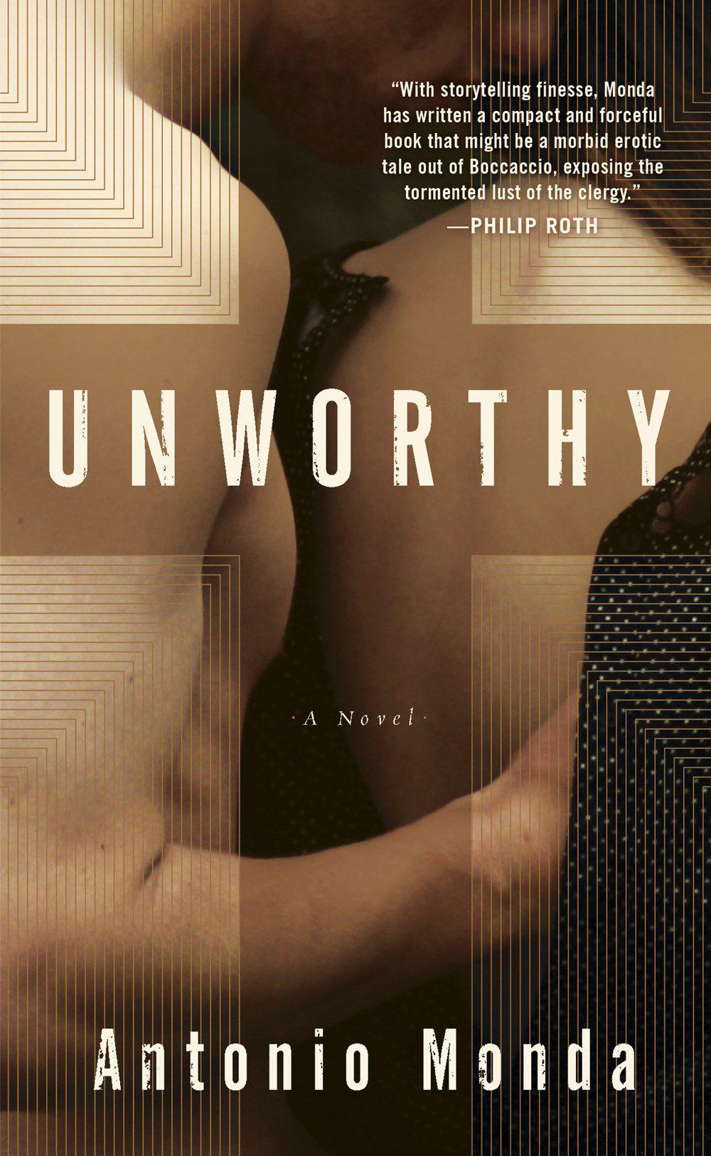 unworthy by antonio monda cover