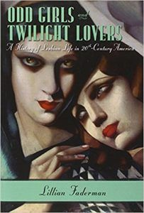 odd-girls-twilight-lovers-lesbian-20th-century-history-faderman-gay-harlem-renaissance-black-diaspora-schwarz-lgbtq-queer
