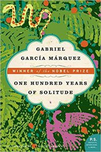 one hundred years of solitude book cover gabriel garcia marquez
