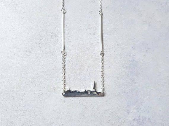Les Miserables Paris Necklace