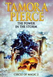 the power in the storm by tamora pierce cover