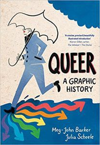 queer a graphic history cover