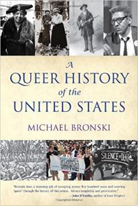 a queer history of the united states by michael bronski cover