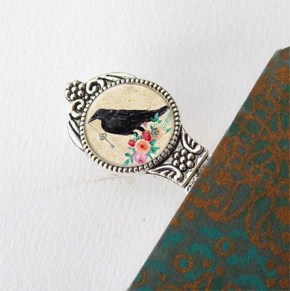 Ravel bookmark clip, Metal bookmarks │Book Riot