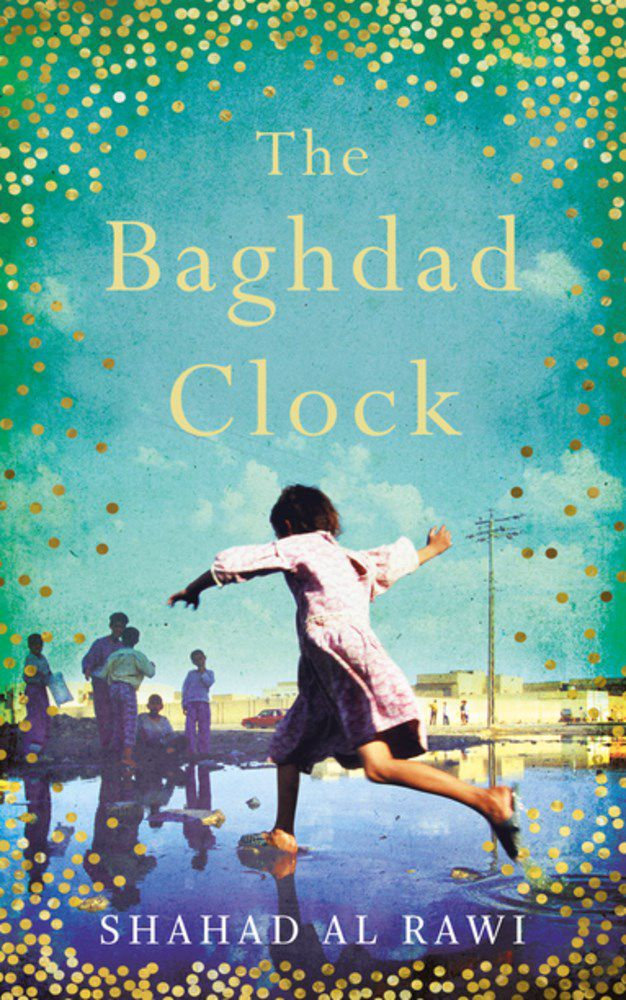 the baghdad clock cover