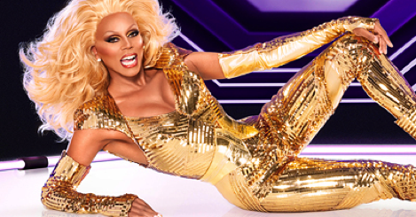 books for rupaul's drag race fans, rupaul's drag race promo image