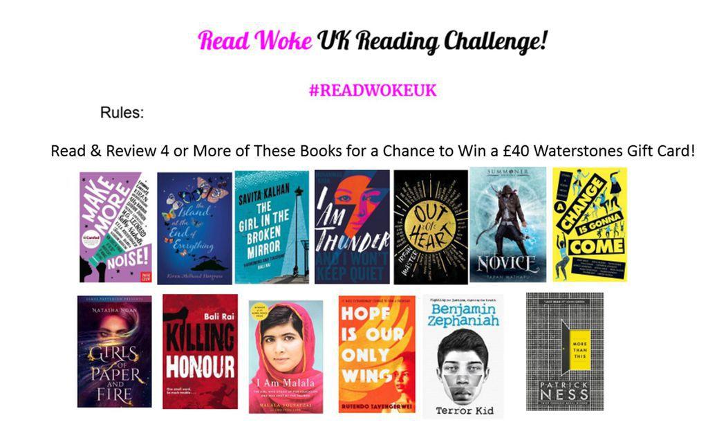 Read Woke UK