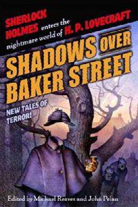 Shadows over Baker Street cover