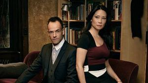Sherlock and Joan, Elementary, Holmes and Watson │ Book Riot