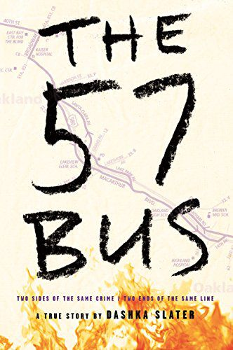 the 57 bus by dashka slater book cover