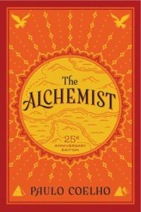 the alchemist book cover paulo coehlo