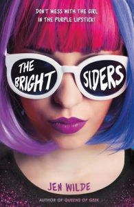 the brightsiders by jen wilde cover from 2018 Bisexual YA Books BookRiot.com
