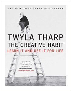The Creative Habit by Twyla Tharp in Books About Finding Yourself | BookRiot.com
