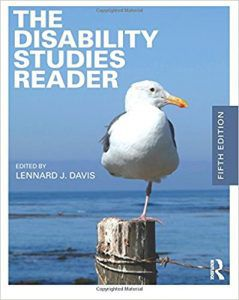 The Disability Studies Reader in Books About Finding Yourself | BookRiot.com